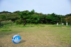 『弥彦山頂公園』