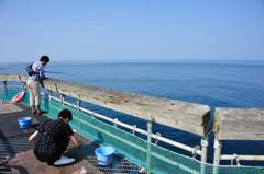 『石地フィッシングセンター 釣人』
