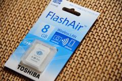 『FlashAir 8GB』