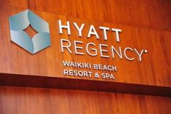 『Hyatt Regency』