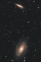M81 M82銀河《APS-C》
