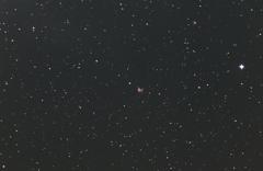 玄関ポーチで試写 《アンテナ銀河》