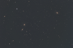しし座の銀河群