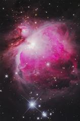 オリオン大星雲 《再処理》