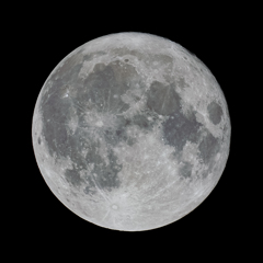 今年最遠の満月 2019.09.14