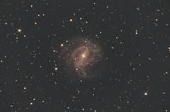 M83銀河 《ZWO ASI183MC版》