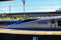 JR500 WEST JAPAN