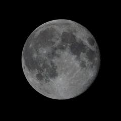 平成最後のSuper Moon