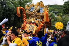 姫路の祭り 夕刻の部 ②