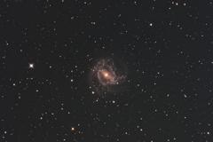 初 M83銀河