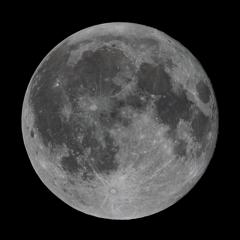 Cold Moon ~令和元年最後の満月~