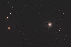 M53 球状星団 初物ゲットならず