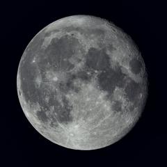 一日BackでBuck Moon