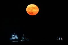 月が~出た出た 月が~出た♪