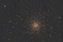 球状星団 M4 《ZWO ASI183MC版》