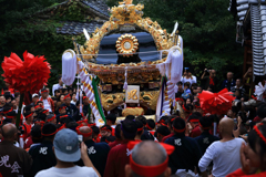 姫路の祭り 夕刻の部 ①