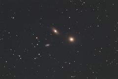 NGC3373 NGC3371 M105
