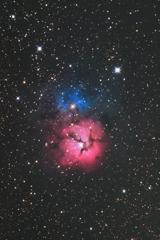 三裂星雲 《再処理》