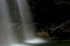 田立の滝 ~スポットライト~