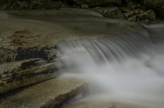 田立の滝 ~白髪~