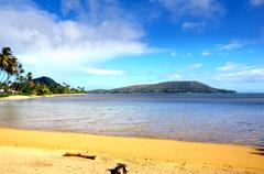Private Beach in Hawaii
