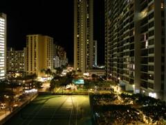 night view in HI