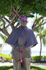 Statue of PRINCE KUHIO