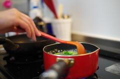 Cooking Something