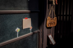 ふくろう雑貨とブローチの店