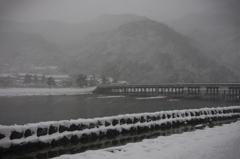 渡月橋2017.01.15