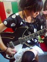 ギターのレッスン