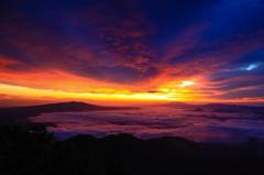 天国の夜明け