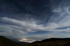 高ボッチ高原の夜空