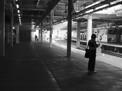 20170528 間も無く列車到着