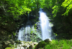 Friendship waterfall...