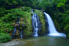 Shirogane Falls...