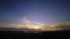 Today's twilight...