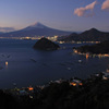 内浦からの夜景富士 (13T)