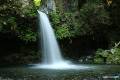 陣馬の滝 -4