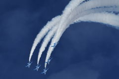 Blue in the sky 2018 iruma air base