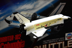 スペースシャトルの悲劇