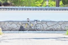 自転車のある風景2