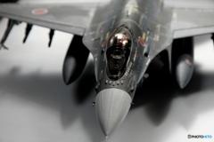 三菱F-2A