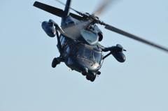 救難専用ヘリコプター