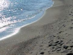 海と陸の間