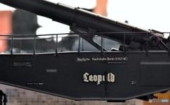 ドイツ陸軍 ドイツ列車砲K5 E