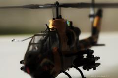 AH-1Sコブラチョッパー影