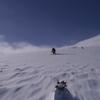 シュカブラとスキーヤー