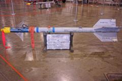 F-16の対空ミサイル。。サイドワインダー・・本物