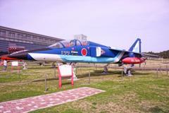 2代目ブルーインパルスF-2・・三沢航空科学館
